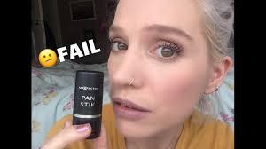 Max Factor Pan Stick Makeup Color Chart Max Factor Panstik Foundation Eurghh