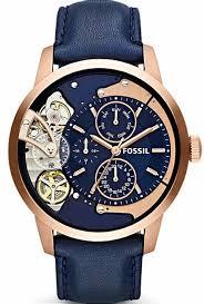 men s fossil townsman automatic skeleton watch me1138