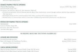 what do resumes look like additional resume sections with exles definition