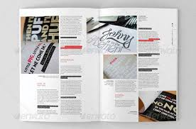 Indesign Magazine Indesign Magazine 8 Look2print Print Design