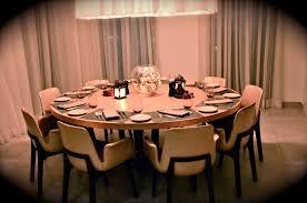 restaurant roundtables for groups