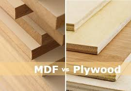 mdf vs plywood which is better for your project