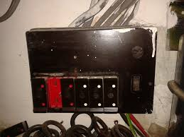 upgrade old style fuse box electrical job in cardiff, south old fuse box parts at Fuse Box Electrical