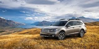 new car launches europe 2015New Subaru Outback makes European launch with extra safety