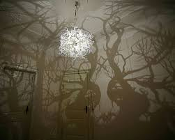 unique chandelier lighting. chandelier light design ideas unique lighting creating a mysterious atmosphere m