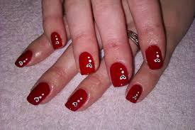 Nail Designs : Nail Art For Valentine's Day Sweet and Cute Nail ...
