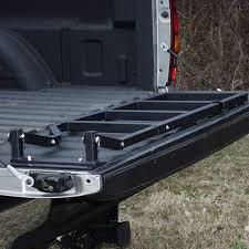 Tailgate Ladder For Pickup Trucks Pickup Truck Black Ladder Rack ...