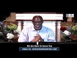 Friendship Community Bible Church Live Service - YouTube