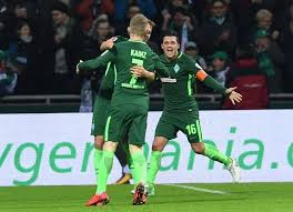 You were redirected here from the unofficial page: Rashica Inspires Werder Bremen To Crucial Win At Cologne