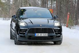 2018 porsche macan facelift. Exellent 2018 2018 Porsche Macan For Porsche Macan Facelift