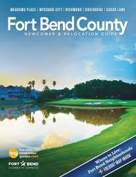 Fort Bend Newcomer Relocation Guide 2019 Volume 1 By Web