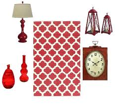 rugs with red accents red accessories decorating with red red patterns red rugs red lanterns rugs rugs with red accents
