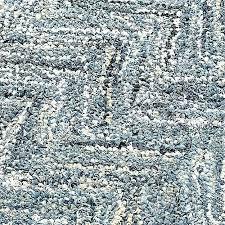 denim rag rug runner make 8x10 braided