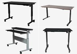 small office computer desk. best height adjustable computer desk for a small home office k