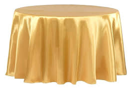 round table cloth satin tablecloth antique gold size for 36 inch
