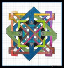 Chart Paper Art Video Best 25 Graph Paper Art Ideas On