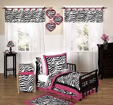 hot pink toddler bedding 5pc set