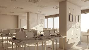 building an office. Cinema 4D - Modeling With Polygons Office Interior Tutorial Building An