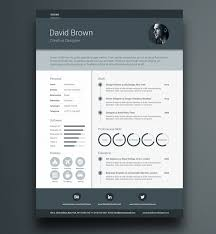 Indesign Resume Template Custom Find The Perfect InDesign Resume Template To Showcase Your Skills
