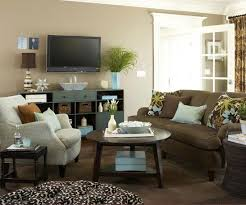 brown blue living room. An Example Of Mixing Aqua Blue With Choc. Brown/white That Looks Nice Brown Living Room N
