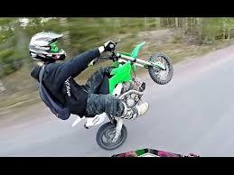 pitbike adventures stomp kzr 140 ycf 150 youtube