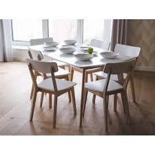 Beliani Table De Cuisine Table De Salle à Manger 150x90 Cm