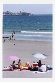 York Harbor Beach Maine Beach Near York Beach Maine
