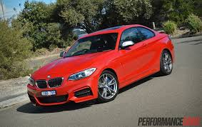 BMW Convertible bmw m235 test : 2014 BMW M235i review (video)   PerformanceDrive