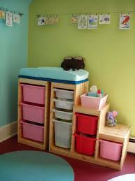 4. As a Changing Table