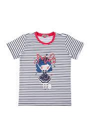 Детские <b>футболки</b>, <b>топы</b>, туники для девочек <b>Elaria</b>. Купить в ...