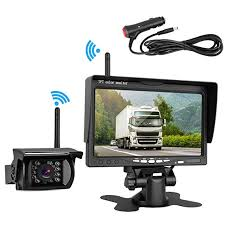 Amazon.com: Wireless Backup Camera And 7