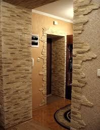 creative interior wall designs with stones 4