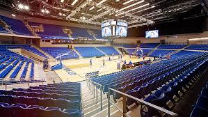 College Park Center Seating Chart Zips At Texas Arlington Nit Round 2 Mon 8 Pm Akron