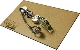 amazon com mojotone pre wired tele mod 4 way wiring kit musical mojotone es-335 wiring harness mojotone pre wired tele mod 4 way wiring kit