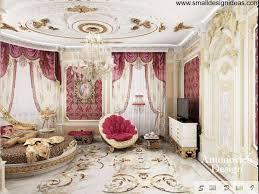 Rococo Decorative Wall Tile Rococo Interior Design Style 58