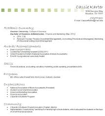 Gallery of: Sample Resumes with Little Work Experience
