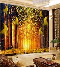 gold curtains living room. modern window curtain for living room blackout bedroom curtains forest park gold fabric polyester hotel drapes c