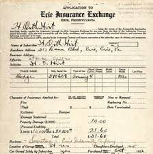 Erie family life insurance company 100 erie insurance place erie, pa 16530. Erie History Erie Insurance