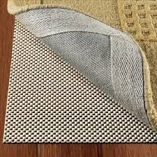 alpine neighbor area rug pad with grip tight technology 5x8 non