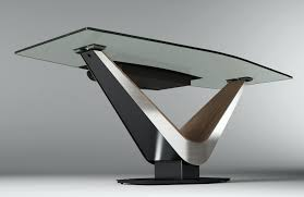 glass modern desk perfect modern glass desk office and decor intended for contemporary glass office desk