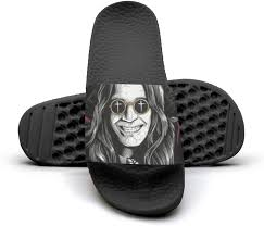 Born john michael osbourne on december 3, 1948 in … Amazon Com Dignner Young Women Ozzy Osbourne Live At Budokan Slippers For Womens Shoes Slippers