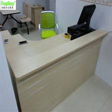 modern office reception desk. Factory Sales Counter Cashier Clothing Store Supermarket Checkout Minimalist Modern Office Reception Desk Computer