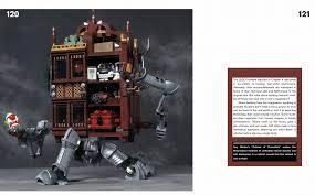 coffee table book rankheroco cult of lego no starch press
