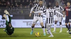 Cagliari-Juventus 1-3 - 18/12/2014