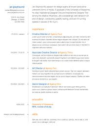 the usability of resume designjustin dauer example cv