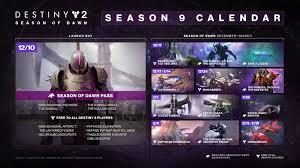 Destiny 2 Update 1 44 2 7 0 Adds Season Of Dawn Solar