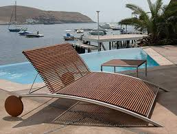 Small Picture Modern Outdoor Furniture from Beltempo wood and metal