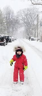 snowday  CanadaGoose