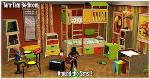 sims 3 cc furniture. Around The Sims 3 | Custom Content Downloads| Objects Kids Tam-Tam Cc Furniture