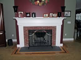 Fireplace Mantel Trim